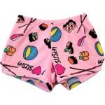 Sushi Madness Pajama Shorts Image