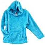 Solid Turquoise Sweatshirt Image