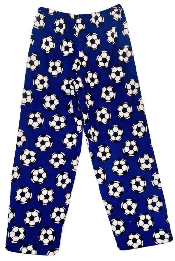 Blue Soccer Ball Pants