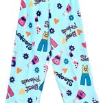Mint Sleepover Pajama Pants Image